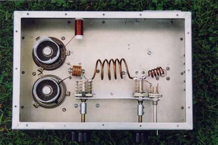 pair 4CX250B Amplifier